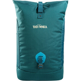 Tatonka Grip Rolltop Backpack small teal green